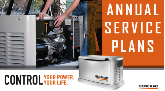 Service Plans For Your Generac Standby Generator – Green Sun