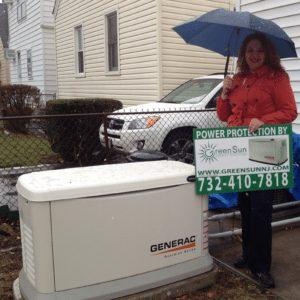 17 kW Generac Generator in Bayonne, NJ