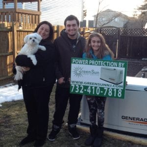 Generac Generator Installation Review In Hazlet, NJ