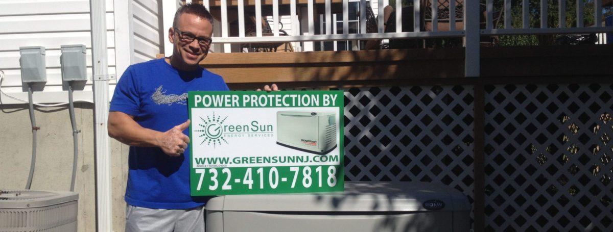 20 kW Generac Generator in Monroe, NJ