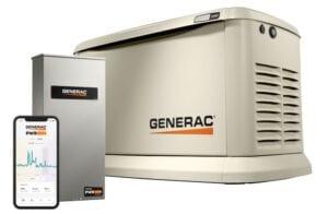 24kW Generac Generator