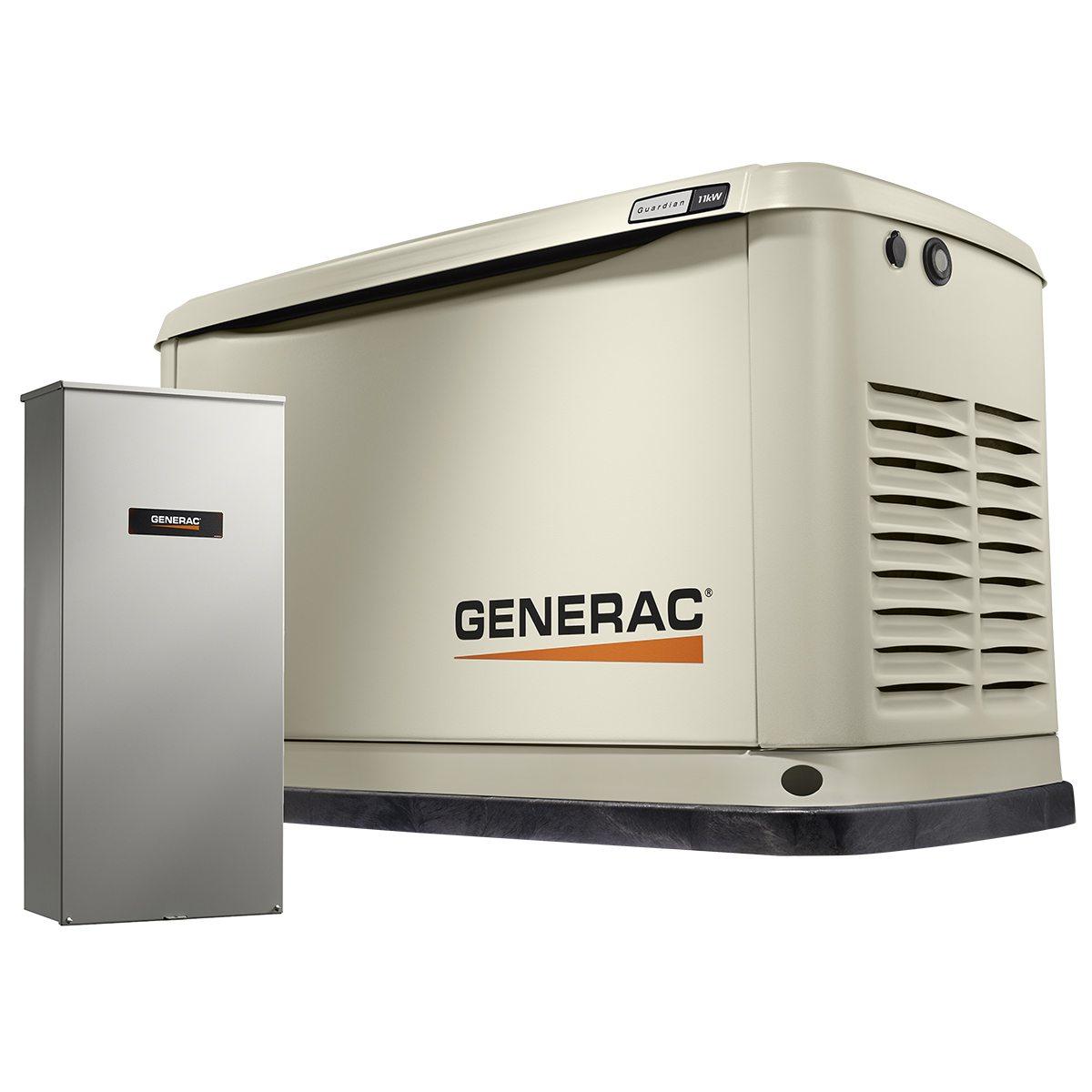13 kW Generac Generator
