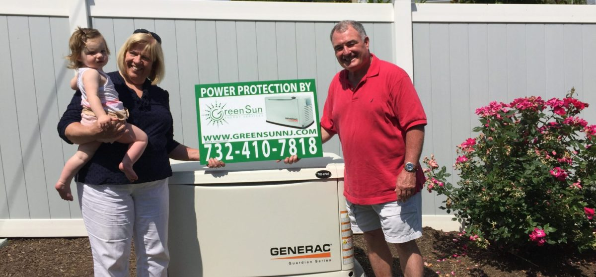16 kW Generac Generator in Belford, NJ