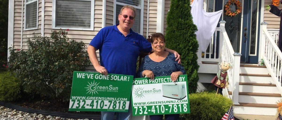 Solar Panel and Generac Generator Installation in Little Egg Harbor, NJ