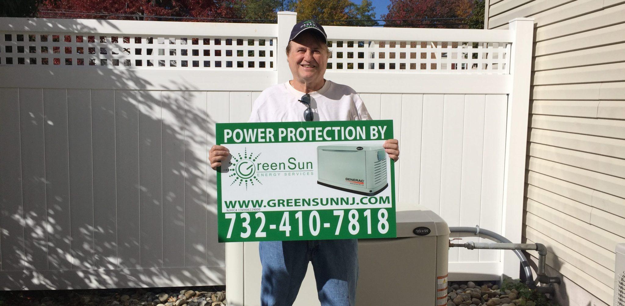 Generac Generator Installation Review In Middletown, NJ