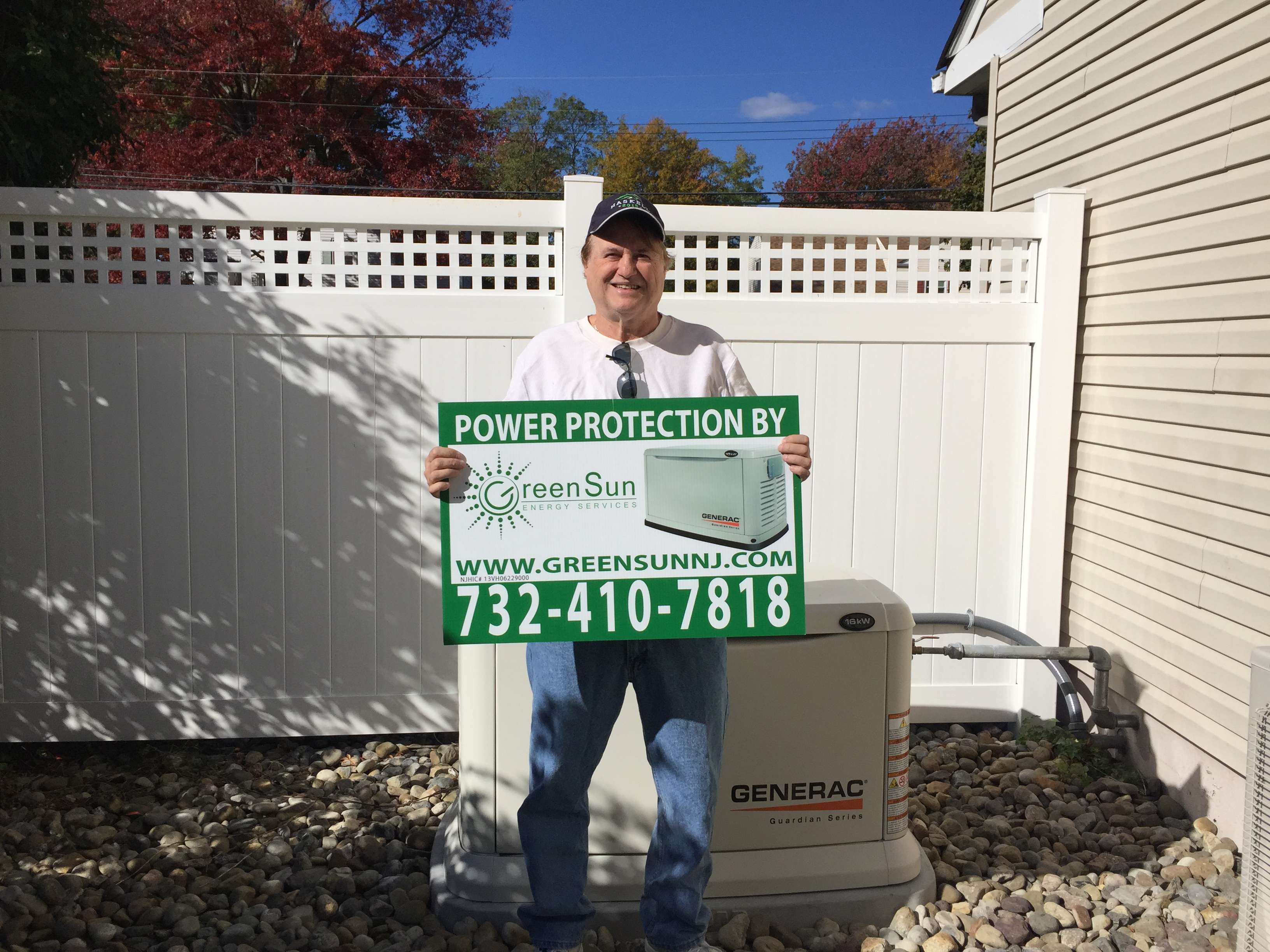 Generac Generator Installation Review In Middletown, NJ