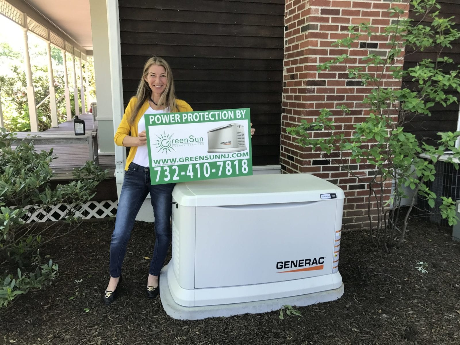 Generator Projects – Green Sun Energy Services