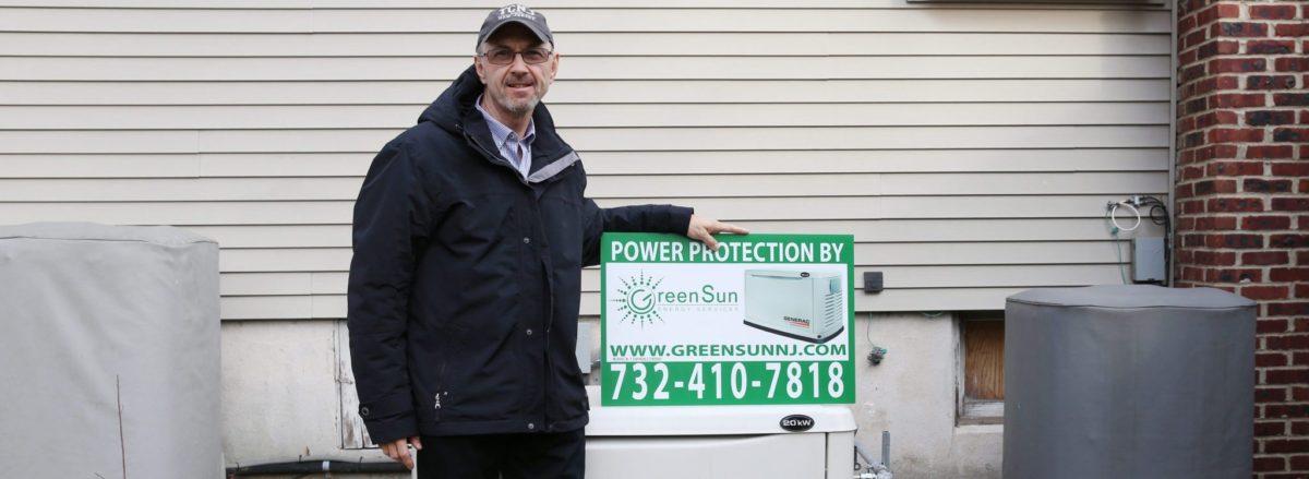 20 kw Generac Generator in Middletown NJ