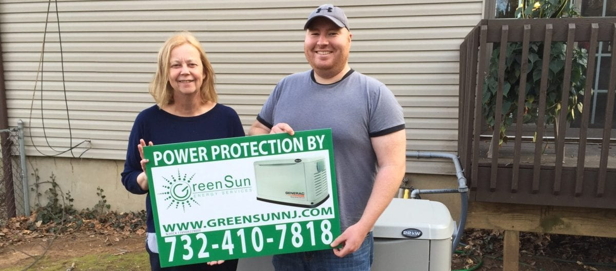 22 kW Generac Generator in Holmdel, NJ