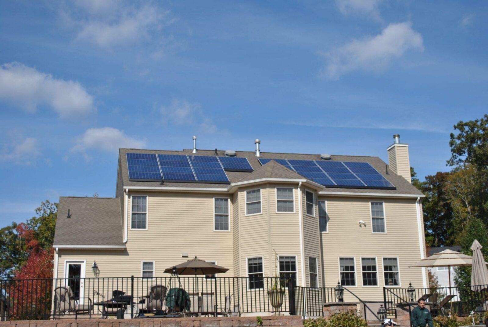 Nj Solar Panels In Lincroft Meet Greg Amp Karen Green
