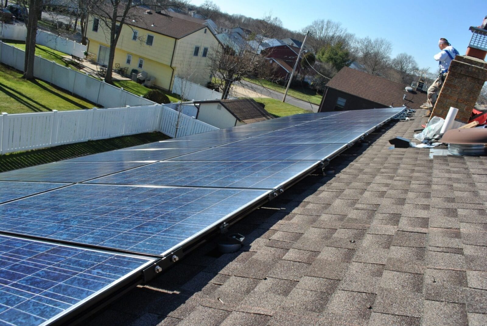 Nj Solar Panels In South Plainfield Green Sun Energy