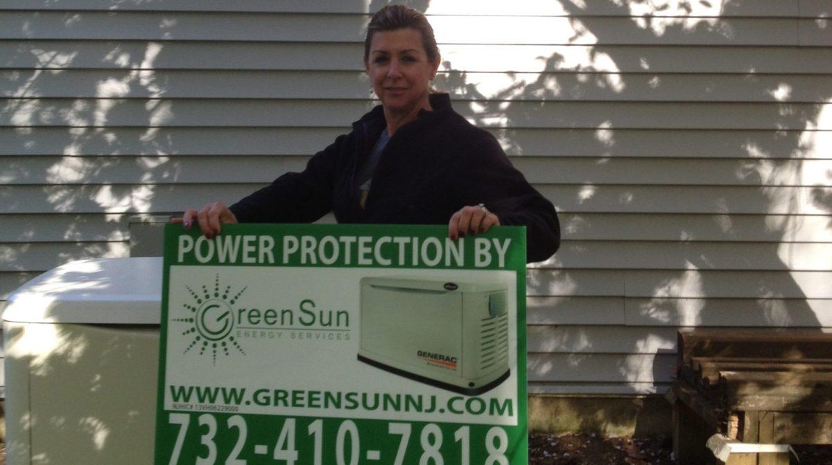 14 kW Generac Generator in Middletown, NJ