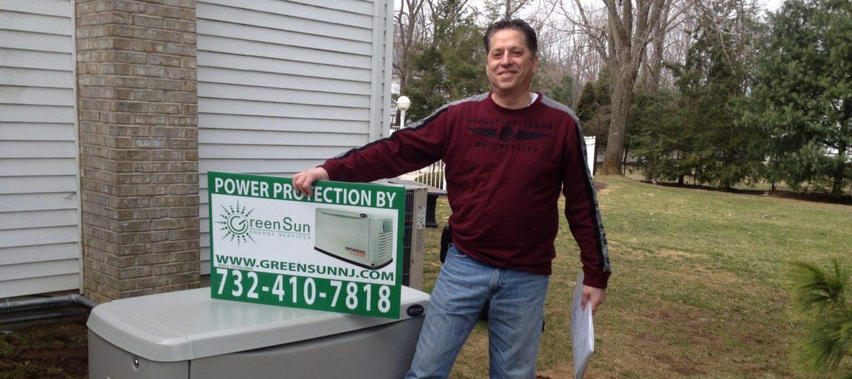 20 kW Generac Generator In Marlboro, NJ