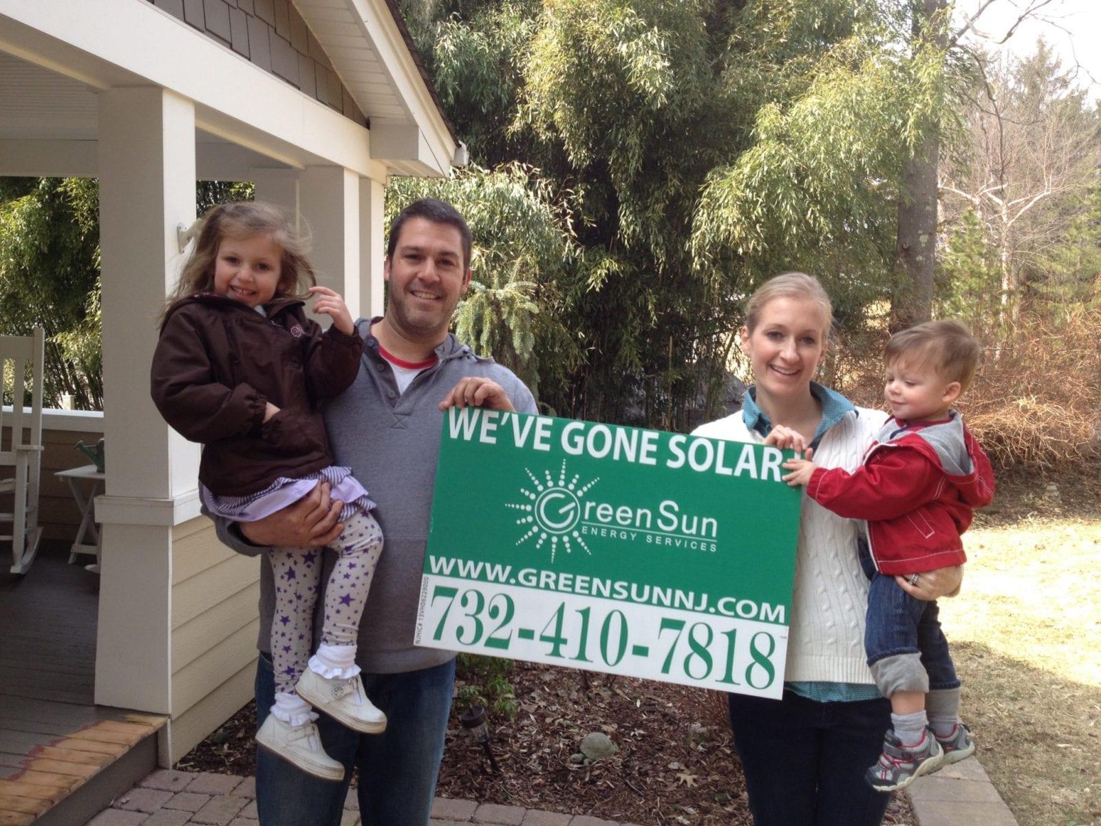 Nj Solar Panels In Bridgewater Martinsville Green Sun