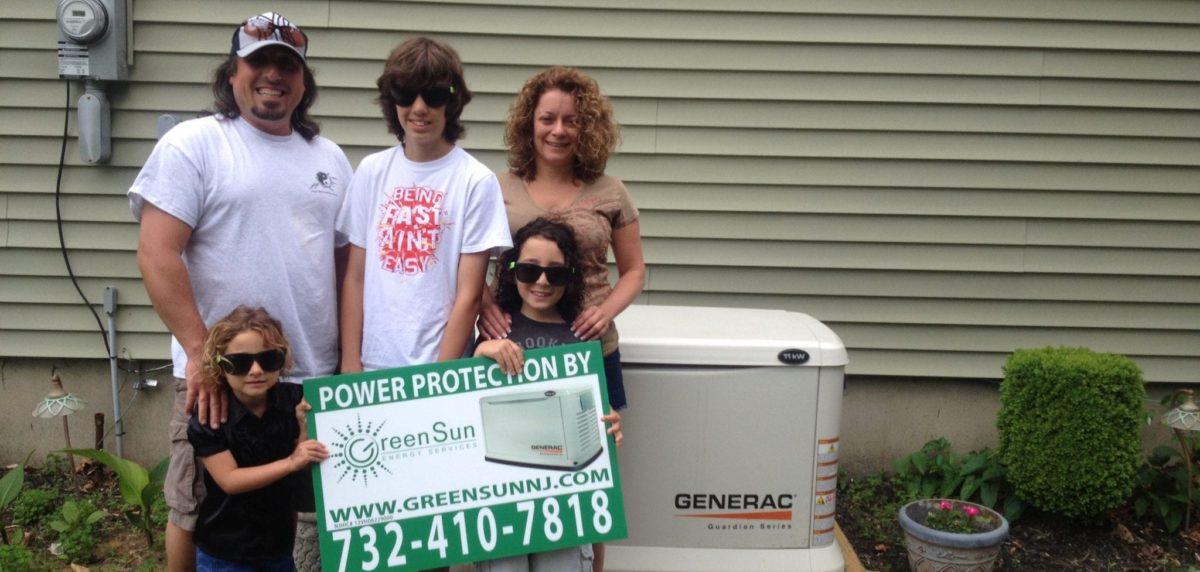 11 kW Generac Generator In Lincroft, NJ