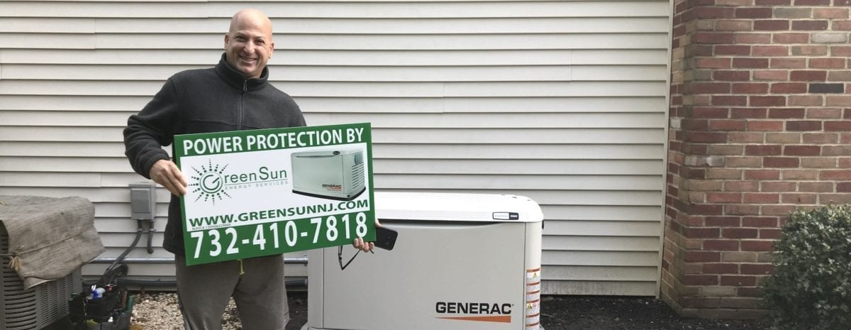 Middletown NJ 16 kW Generac Generator