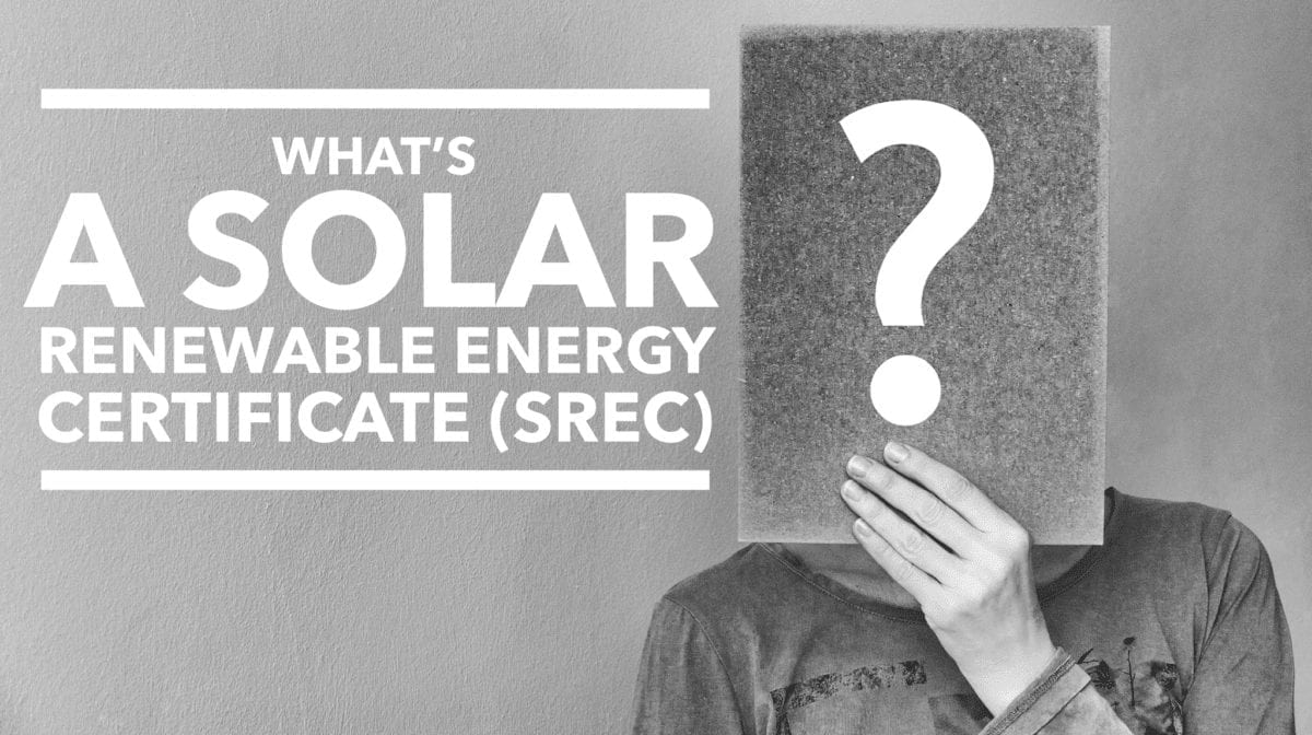 What is an SREC