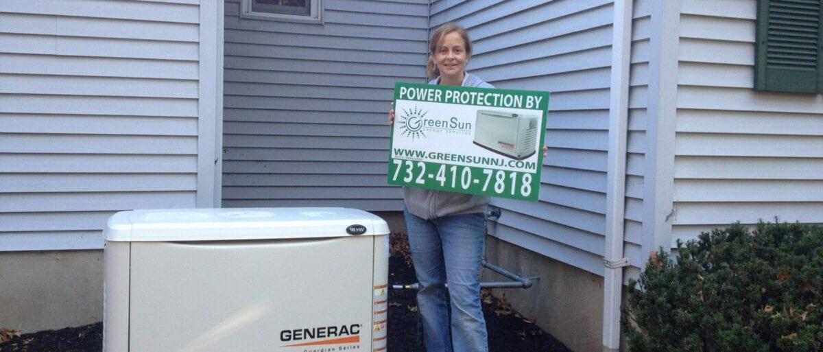 16 kW Generac Generator In Red Bank, NJ