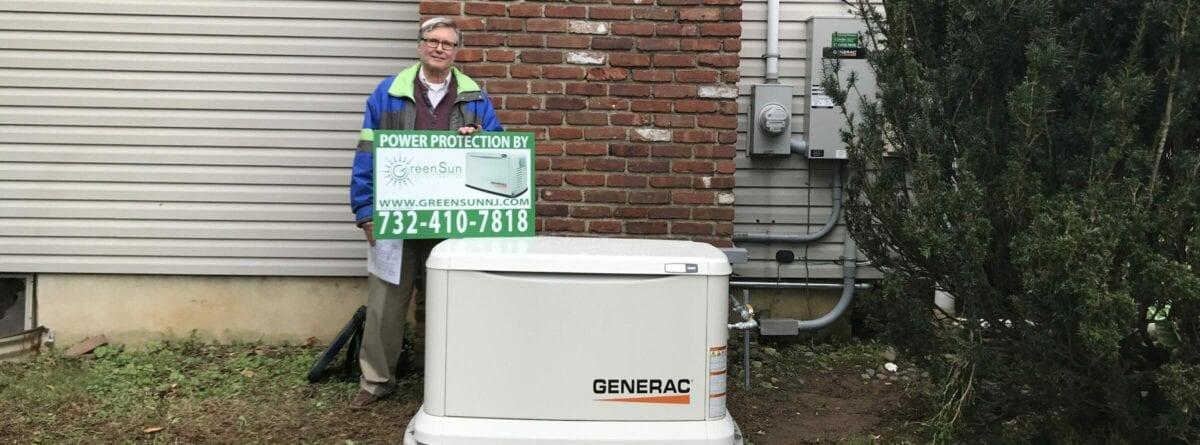 16 kW Generac Generator in Middletown, NJ