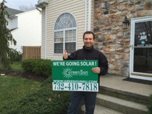 State of the Art 8.54 KW DC Solar Panel System In Aberdeen, NJ