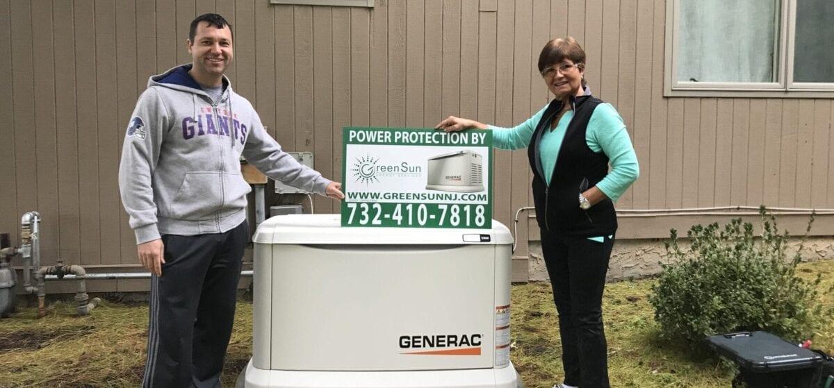 22kW Generac Generator Client in Holmdel NJ