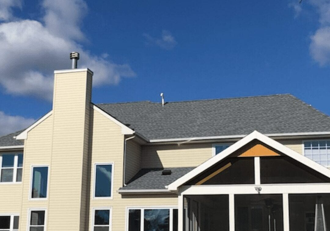Solar Removal & New Roof Installation