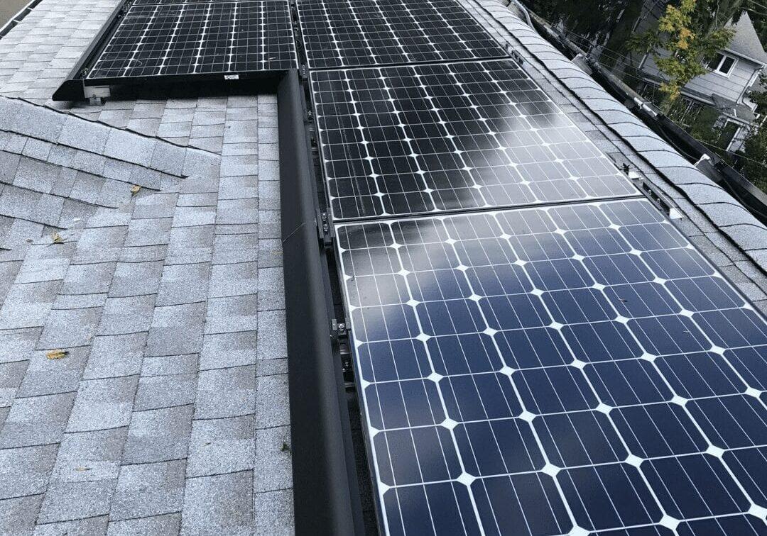 Solar Removal & Reinstallation